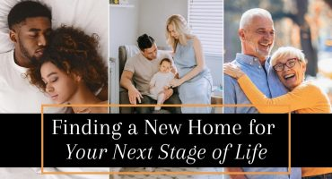 Finding a new home for new stage of your life